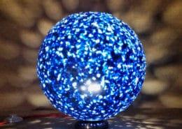 Proyecto MUTAN GLOBE azul
